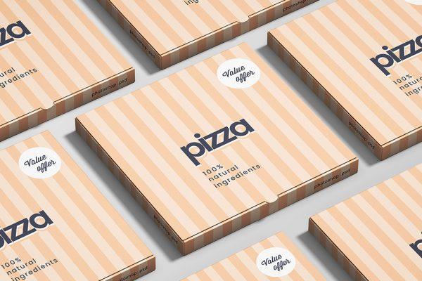 اهمیت جعبه پیتزا در سلامت پیتزا