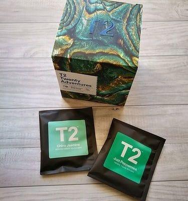 جعبه چای ویژه کریسمس