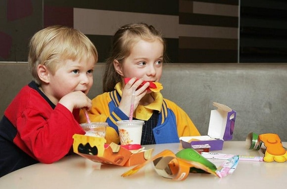 ایده های یک رستوران جذاب برای کودکان