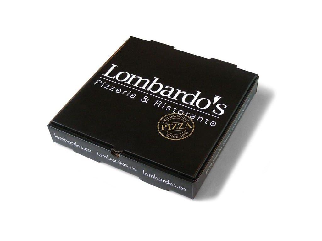 luxury box pizza