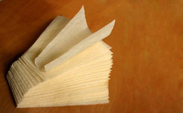 بسته بندی با کاغذ ذرت