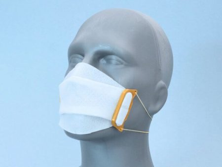 جعبه ماسک سه بعدی