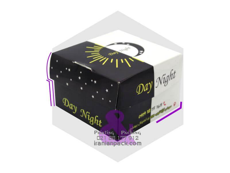 جعبه برگر سفره ای