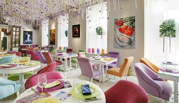 دیزاین رستوران