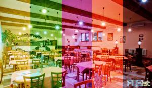 رنگ رستوران