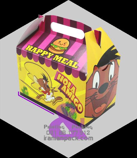 جعبه سوخاری صندوقی