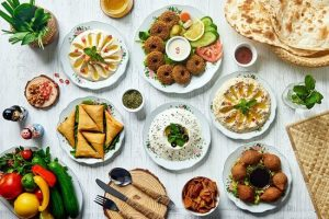 درآمد رستوران arabian tea house