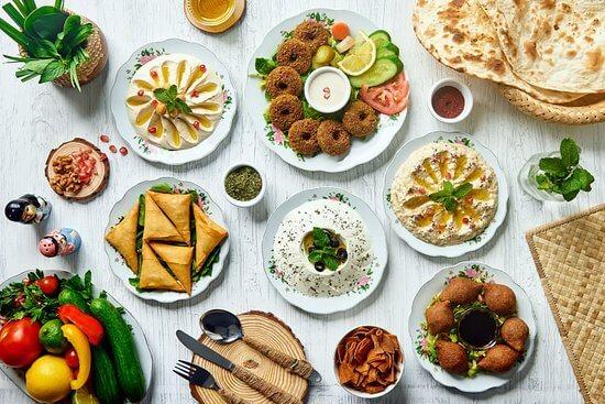 arabic appetizer