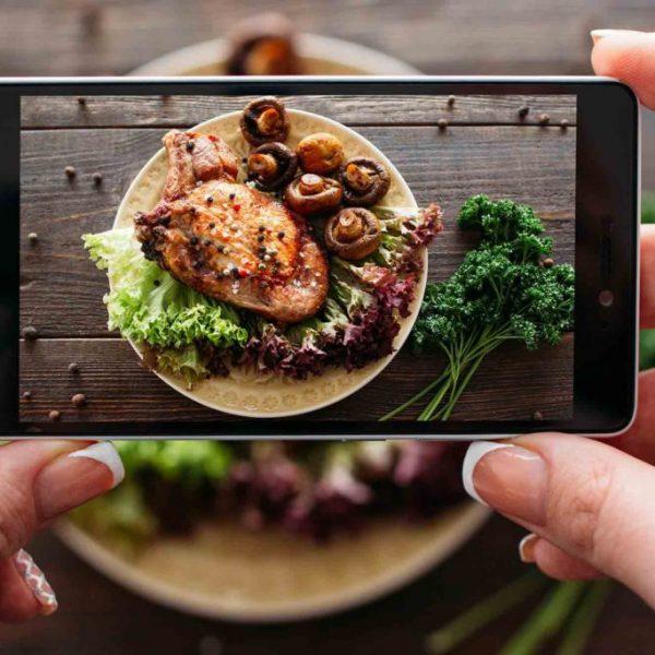 فناوری در رستوران