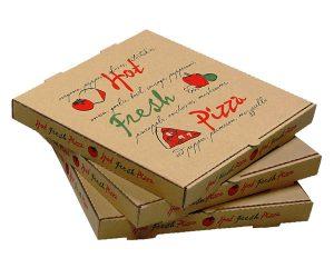اهمیت جعبه پیتزا