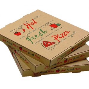 کارتن پیتزا
