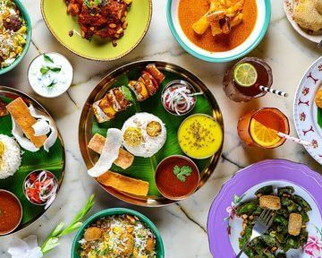 درآمد رستوران Bombay vintage