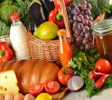 کیفیت مواد مصرفی در غذا