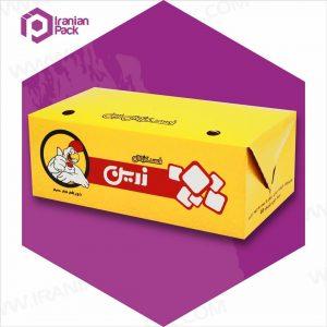جنس کارتن جعبه پیتزا