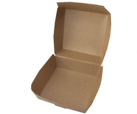 جعبه برگر کرافت