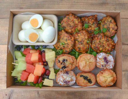جعبه صبحانه