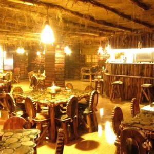 تاثیر محیط جغرافیایی بر رستوران