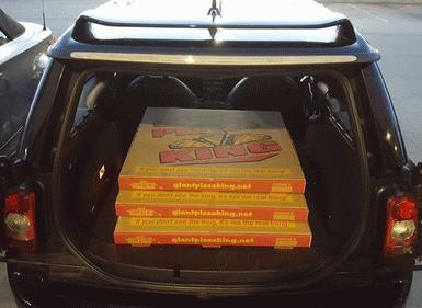 غول پیتزا