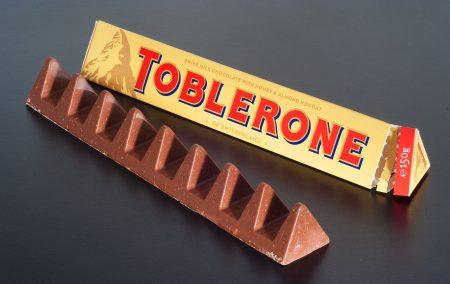 شکلات توبلورن