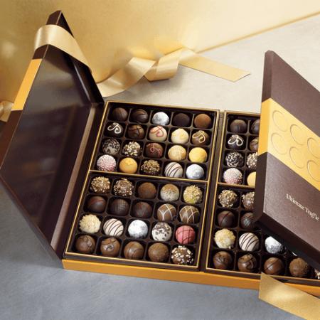 خرید جعبه شکلات