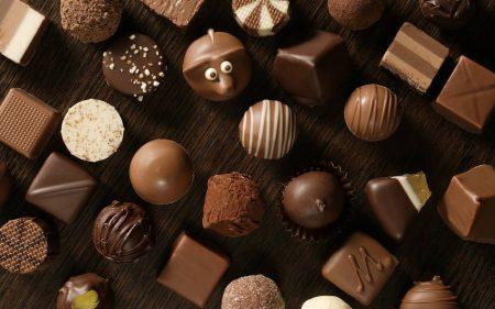 جعبه شکلات کادویی