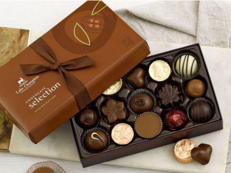 قیمت جعبه شکلات