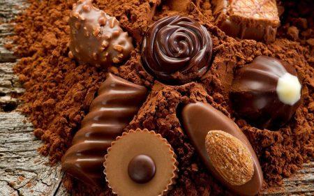 جعبه شکلات فانتزی
