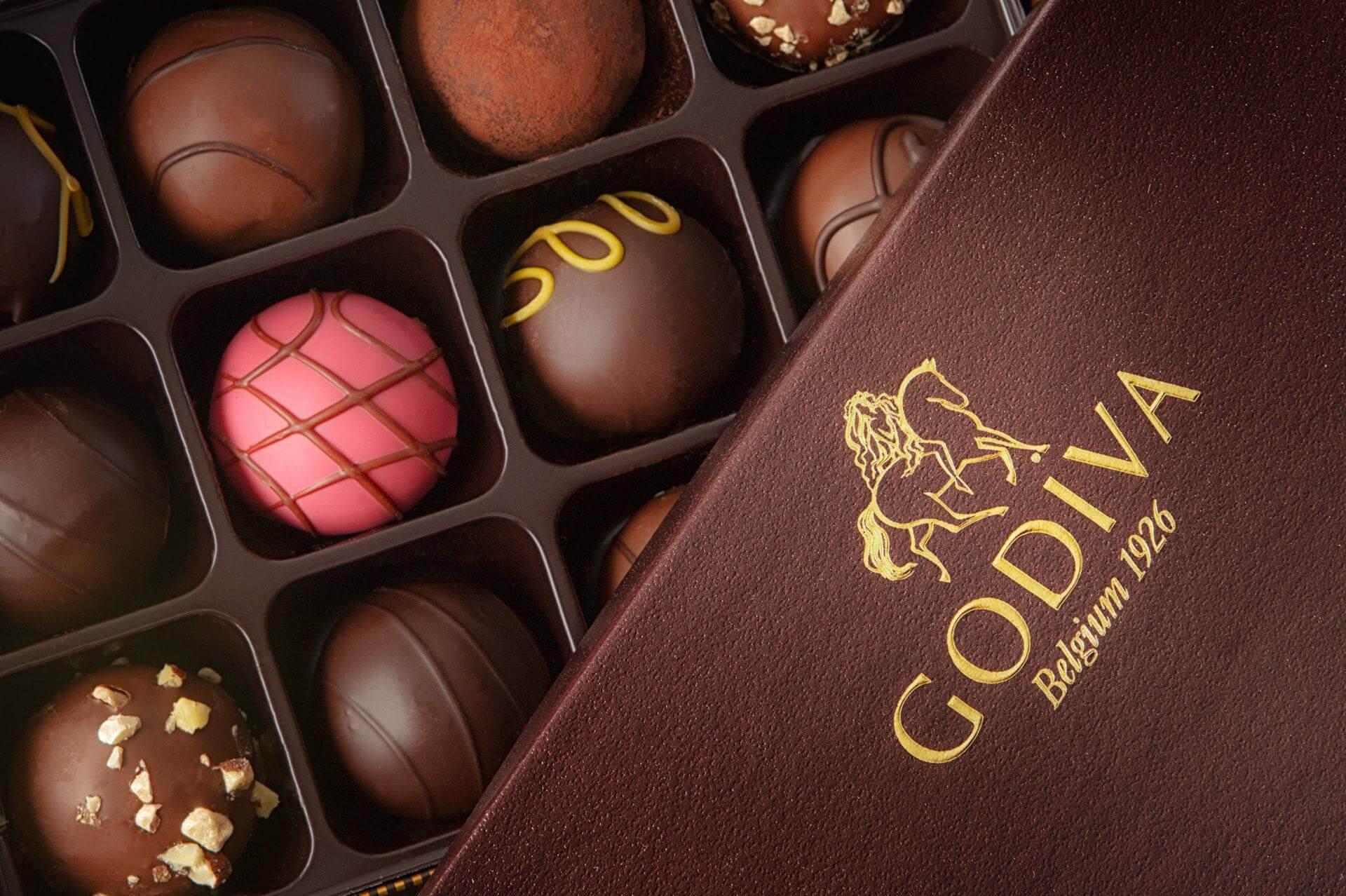 جعبه شکلات