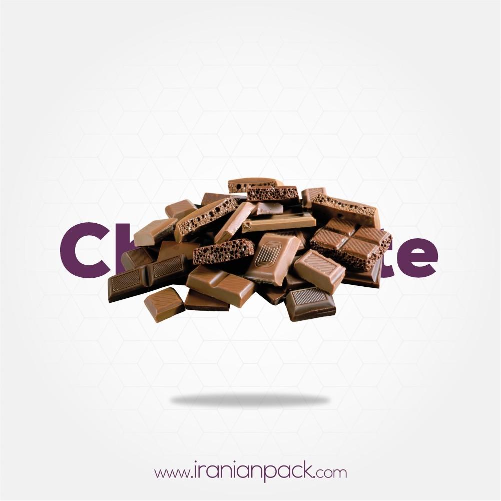 تهیه شکلات