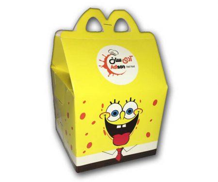 جعبه غذای کودک