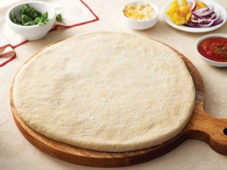 خمیر پیتزا مرغ