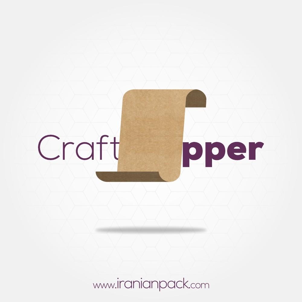 کاغذ کرافت پیست