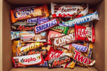 شکلات های معروف