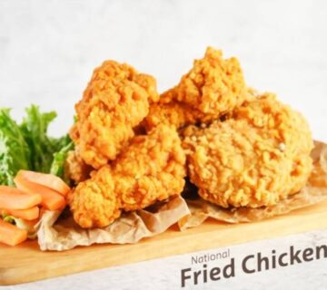 روز جهانی مرغ سوخاری