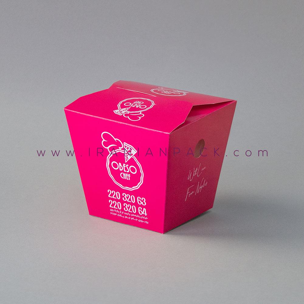جعبه سیب زمینی گلدانی