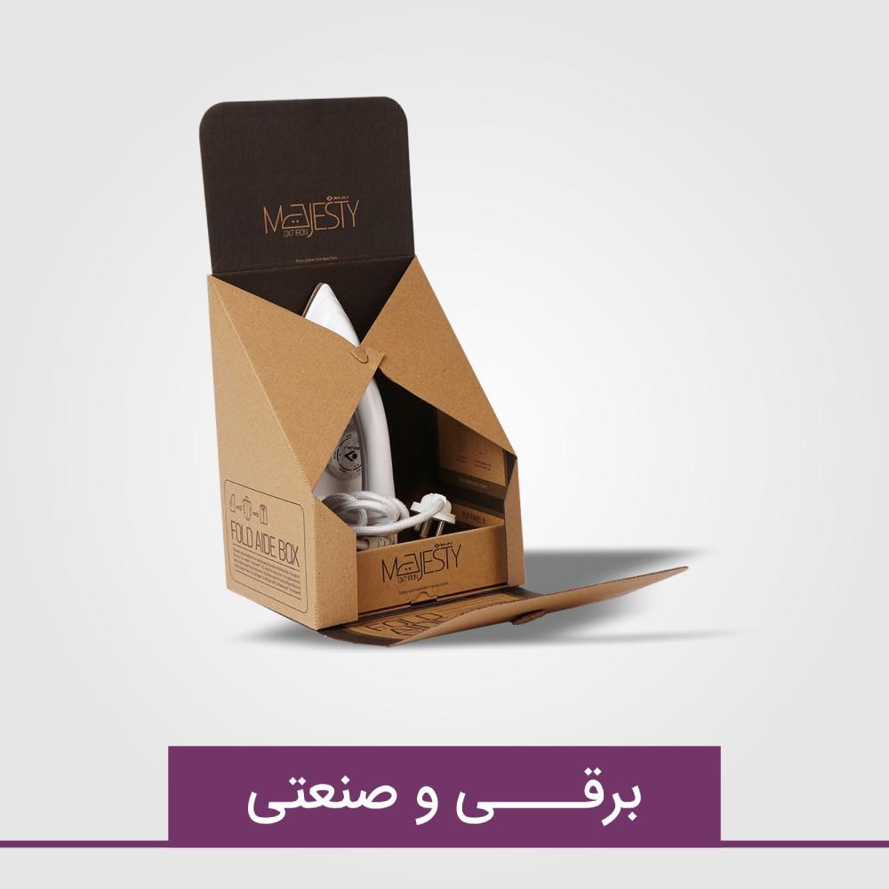 جعبه و بسته بندی برقی و صنعتی