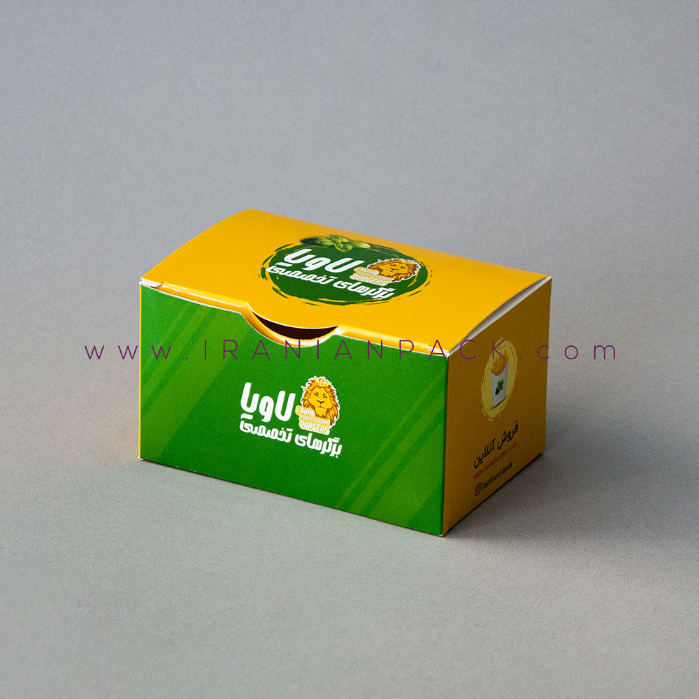 جعبه سیب زمینی صندوقی