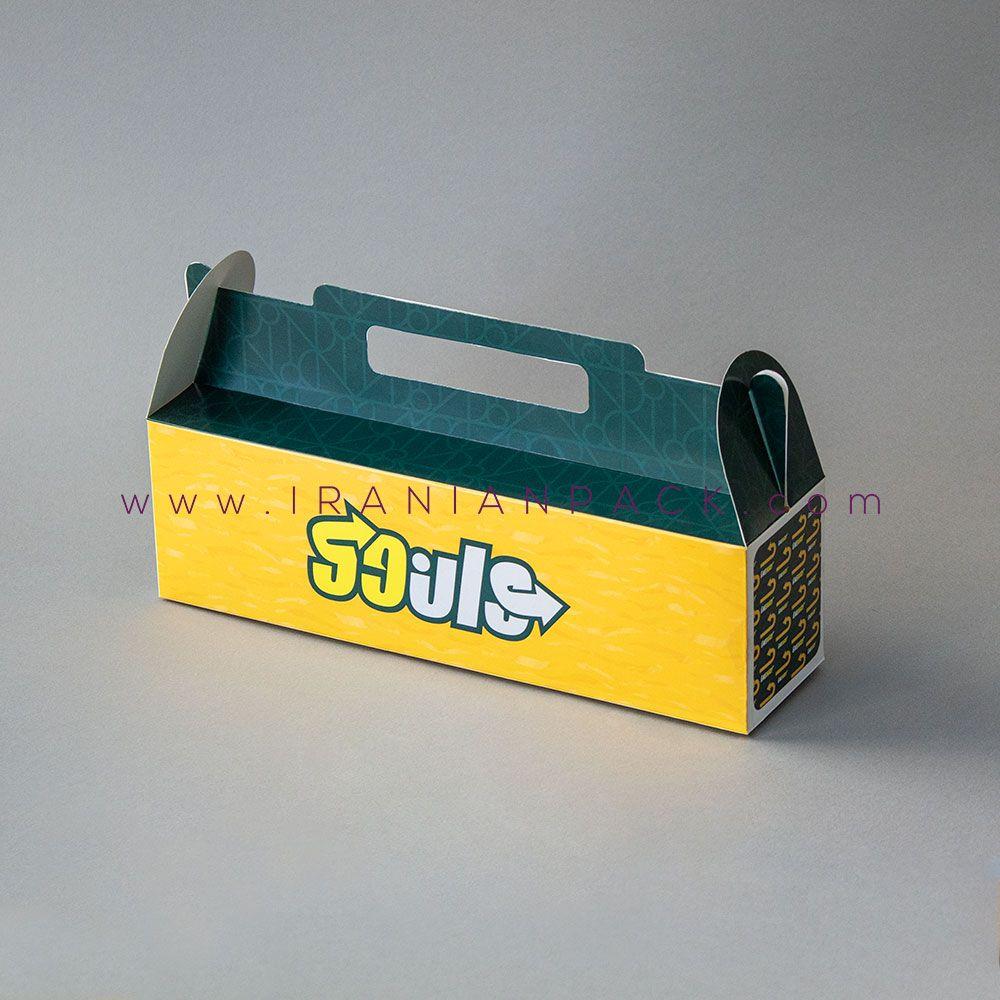 جعبه ساندویچ دسته دار